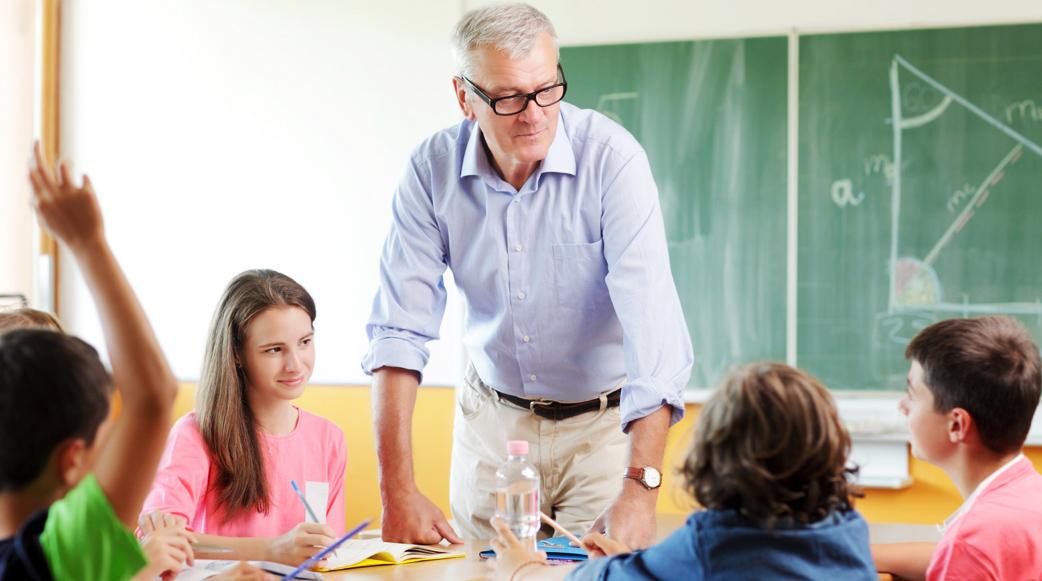 Arbeta som rektor